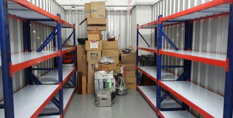 storage facilities Singapore