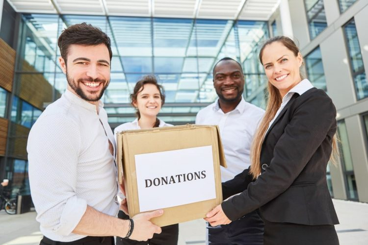 corporate donations